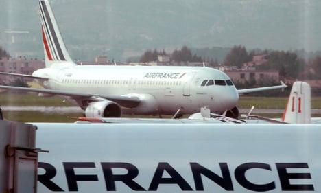 Air France denies 'extremist staff sabotaged planes'