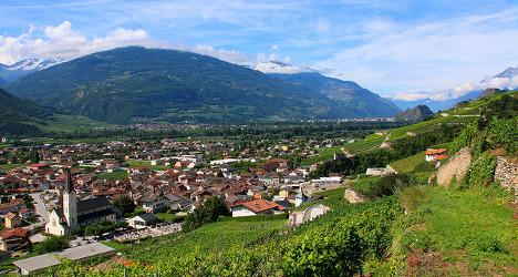 Valais shaken by 4.2 magnitude earthquake