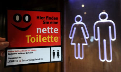 Munich to get 'nice toilets' to serve cross-legged locals