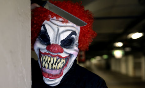 Sweden police overwhelmed by clown emergency calls