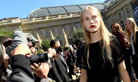 Fashion Week brings in €1.2 billion to Paris economy