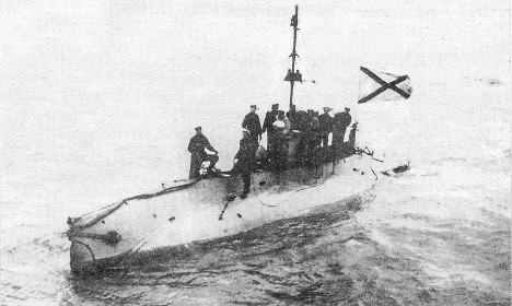 Hey Swedes, let's salvage our lost sub together, says Russia