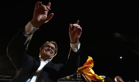 Ex-Catalan chief faces public office ban over referendum