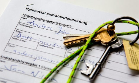 This is how much it costs to rent an apartment in Sweden