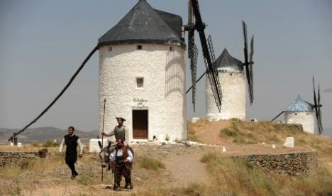 Disney announces plans for Don Quixote action movie