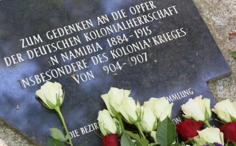 Indigenous Namibians furious at German reparations 'insult'