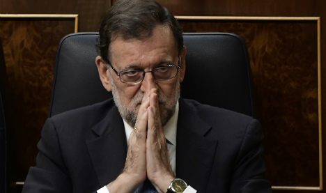 Tough road ahead, Spain PM warns before return to power