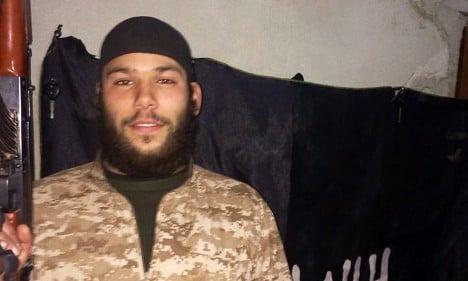 Swedish terror suspect 'planned airport attack'