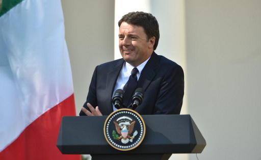 Renzi: Losing the referendum wouldn't be a 'major disaster'