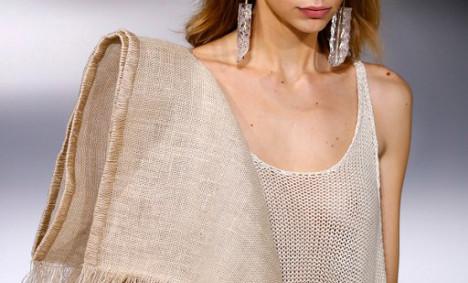 See-through clothes and bad taste: Paris fashion week hits