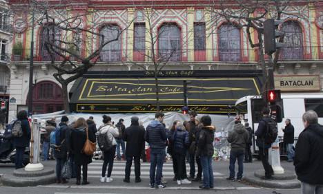 Bataclan survivors return to scene of terror attack