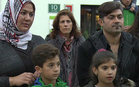 ECJ puts brakes on deportation of Iraqi family