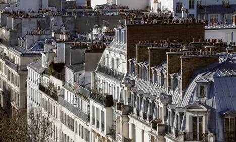 Paris to make room at the top by upgrading unused loft flats
