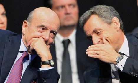 Juppé versus Sarkozy: A corrupt past or shady future?