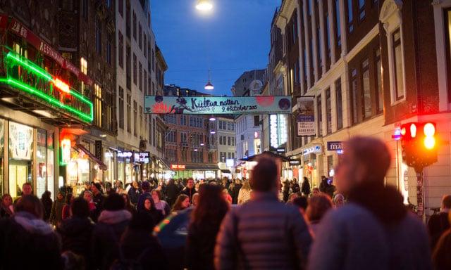A non-Dane's guide to Culture Night in Copenhagen