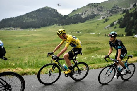 Tour de France route revealed: And there's few mountains