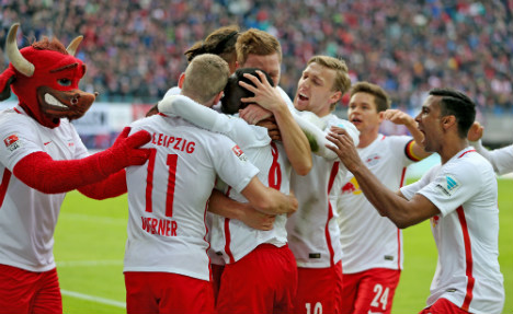 Hated RB Leipzig emerge as shock challengers to Bayern