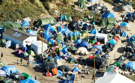 Interpreter raped at knifepoint near Calais migrant camp