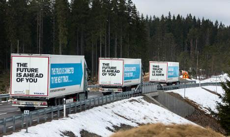 Swedish researchers plan new trucks for women drivers