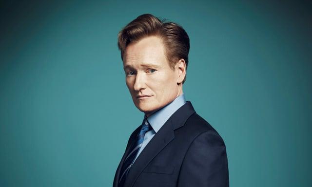 Conan O'Brien to host Nobel concert in Oslo
