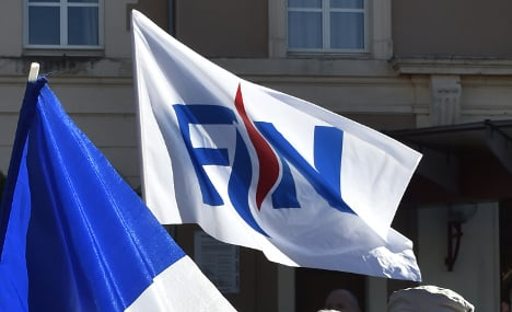 National Front posts locations of migrants in French town