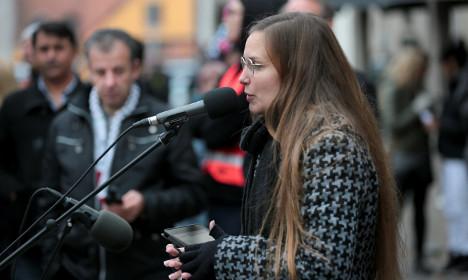 Gotland rape protests take place 'according to plan'