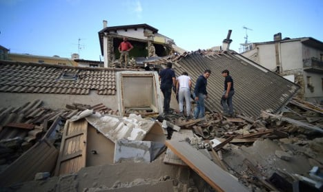 How Italy plans to rebuild its earthquake-damaged towns