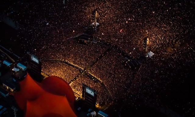 Roskilde Festival reveals first names for 2017