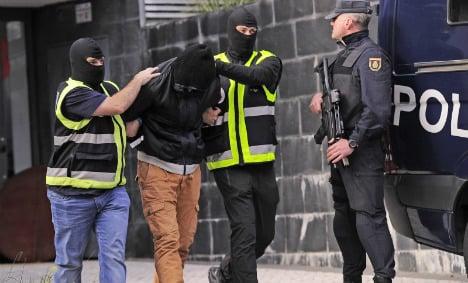 Police arrest two Isis members in northern Spain