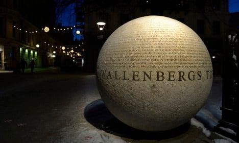 Sweden declares Holocaust hero Wallenberg died in 1952
