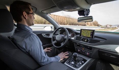 Expert: German cars will be driving themselves in 5 years