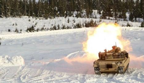 US marines to establish Norway 'base' by January