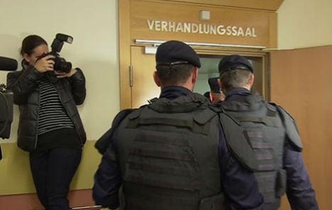 Austrian would-be teen jihadis get custody
