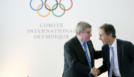 Olympic chiefs call for global drug-testing body
