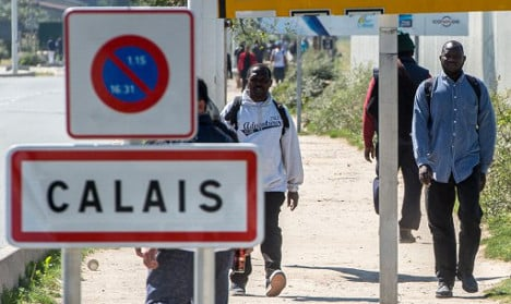 London calling for Calais youths, but only a chosen few