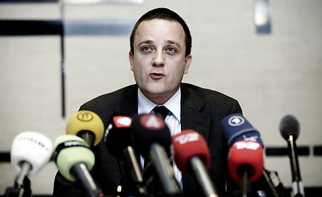 Danish security agency files charges against former boss