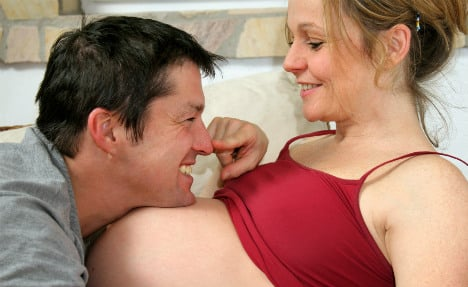 10 reasons it's awesome to be knocked up in Germany