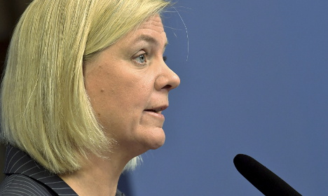 Sweden slams EU deficit 'rule benders'