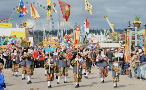 Introducing Swabians – 'the Scots of Germany'