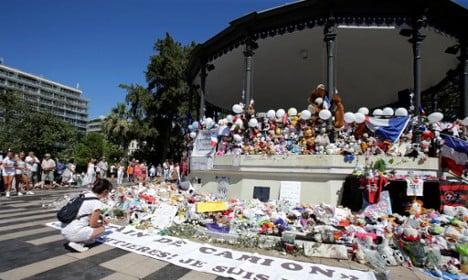Drunk gunman sparks panic in Nice on eve of memorial