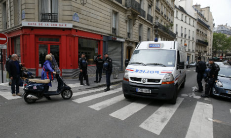 15-year-old French student charged over attack threat