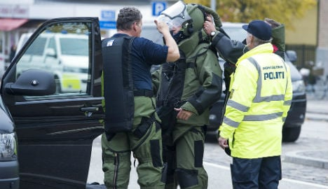 Danish police arrest hoaxer who shut down two airports