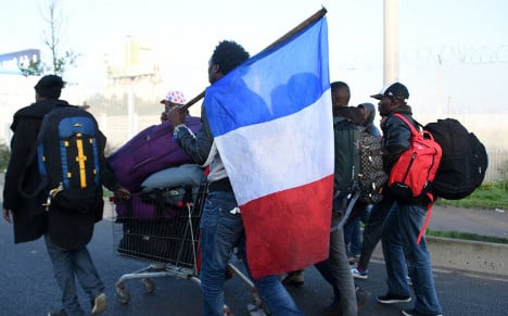 What rights to a future in France for Calais migrants?