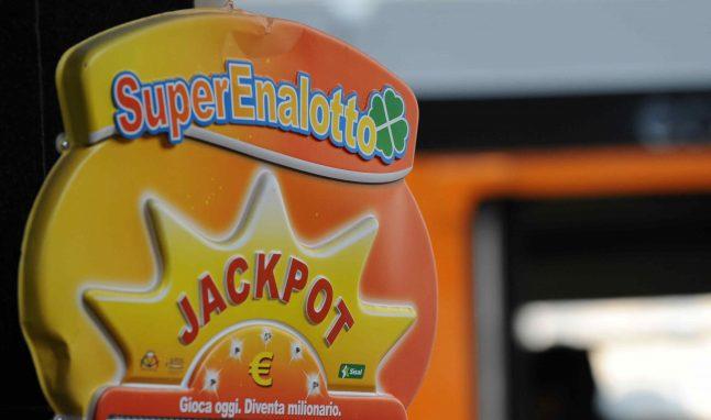 Lucky Italian scoops record €163 million lottery win