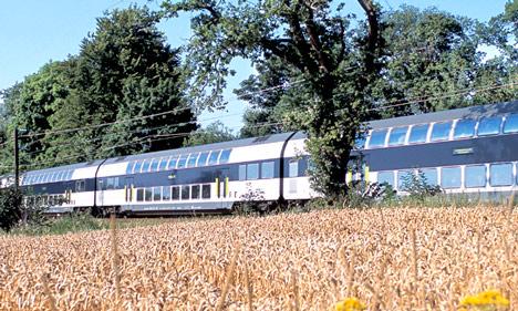 Border control wreaks havoc on Danish train service