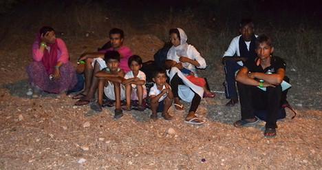 Germany: send asylum seekers back to Greece
