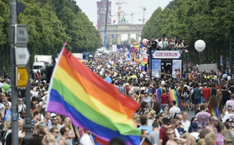 More Germans identify as LGBT than in rest of Europe