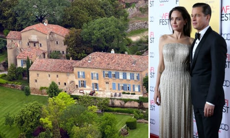 Brad Pitt and Angelina Jolie 'to sell their French chateau'