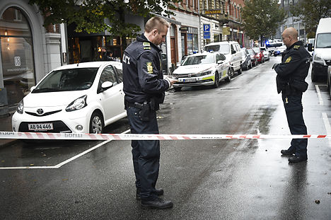 Crimes by foreigners in Denmark have doubled