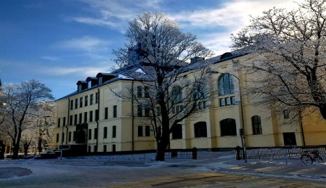 Swedish school to build gender neutral changing room